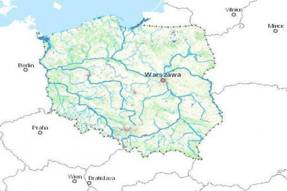 Mapy ryzyka i zagrożenia powodziowego niedługo trafią do gmin