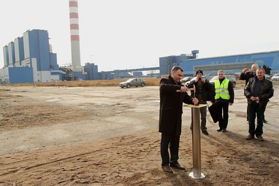 Rozplanowano prace przy rozbudowie Elektrowni Opole