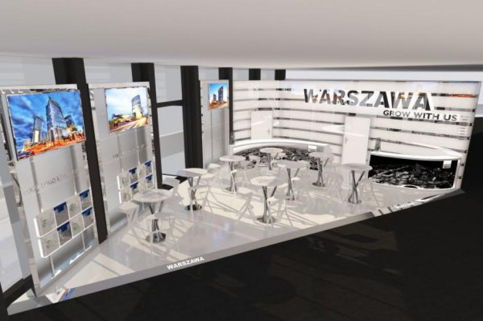 Warszawska oferta na targach nieruchomości w Cannes