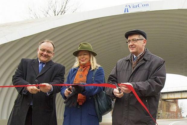 Otwarto nowy wiadukt w Świdnicy