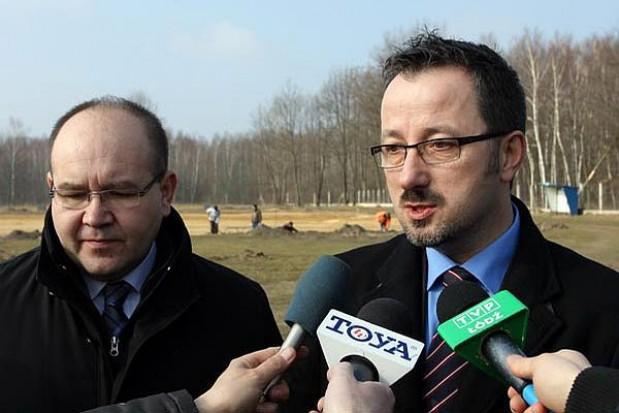 Łódź buduje ośrodki piłkarskie