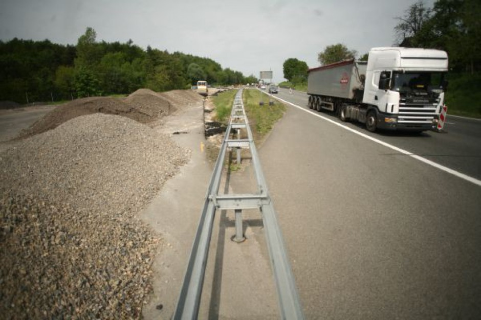 30 wniosków od podwykonawców autostrady A4 Rzeszów-Jarosław