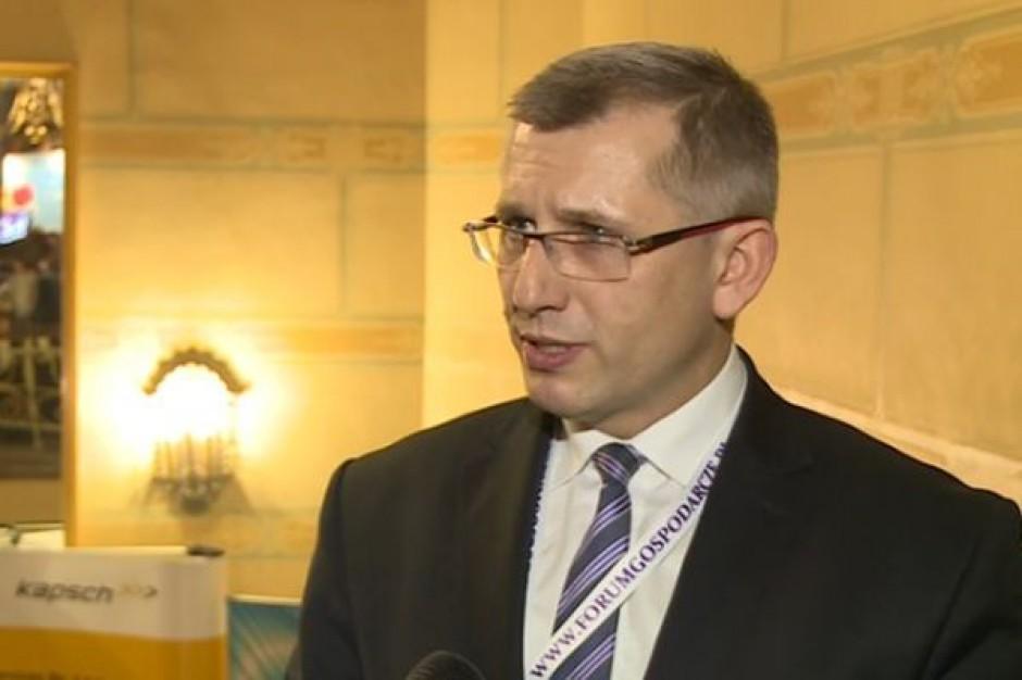 Kwiatkowski: rażąco niska cena powinna wykluczać firmy z przetargów publicznych