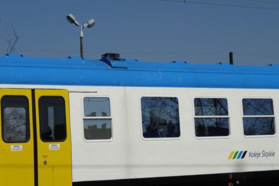 Pociągi z Katowic do Gliwic będą jeździły dłużej
