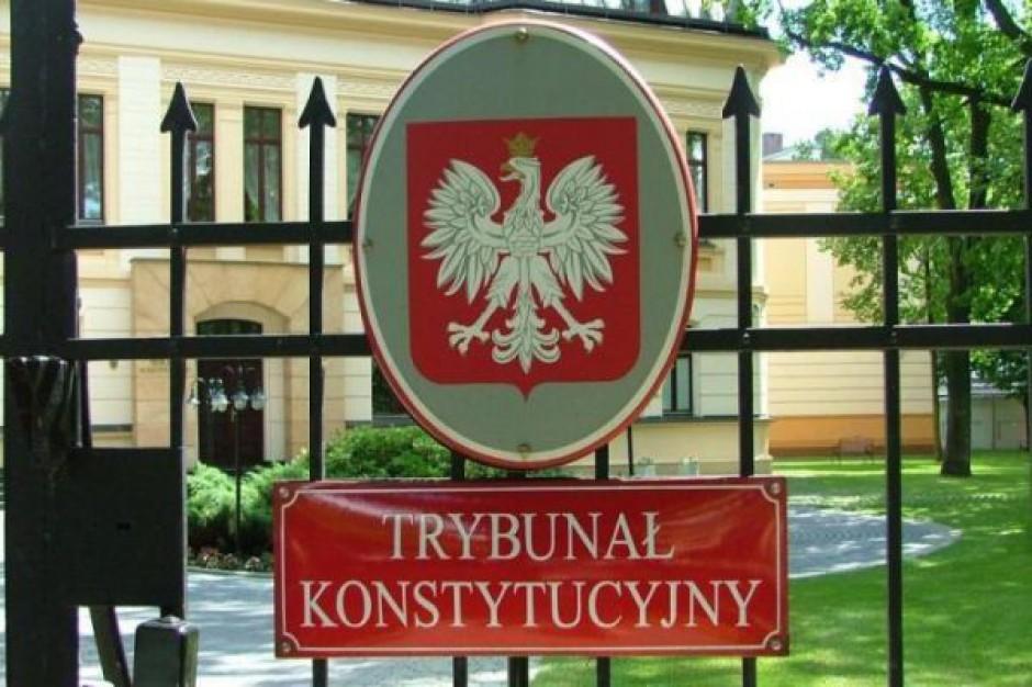 Na tajnym posiedzeniu Trybunał umorzył wniosek Inowrocławia!