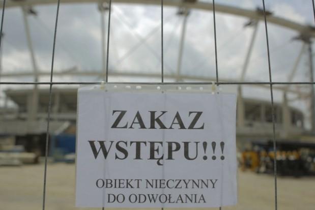 Śląsk nie porozumiał się z wykonawcą stadionu. Co zaważyło?