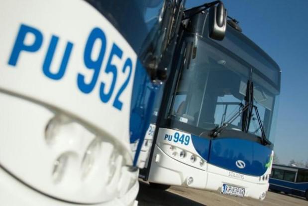 Kraków ma pięć nowych ekologicznych autobusów