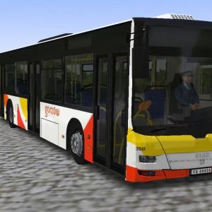 """Gorzów Wlkp.  Ostatnie nowe autobusy Gorzów kupił w drugiej połowie 2011 roku. Było to 11 nowoczesnych autobusów marki MAN Lion's City. To pojazdy klimatyzowane niskopodwoziowe o dł. 12 metrów, z trzema drzwiami, mogące zabrać do 100 pasażerów. Zakład komunikacji w Gorzowie kupił autobusy w ramach projektu """"Zintegrowany system komunikacji publicznej miasta Gorzowa Wlkp. - II etap"""". Na ten cel miejska spółka otrzymała ok. 14 mln zł, z czego 50 proc. pochodziło z budżetu miasta, a druga połowa z funduszy unijnych. Cena jednego autobusu to ok. 800 tys. zł."""