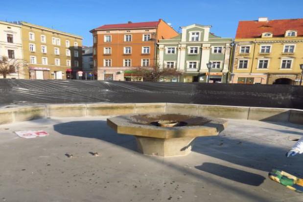 Nowe oblicze wałbrzyskiej fontanny