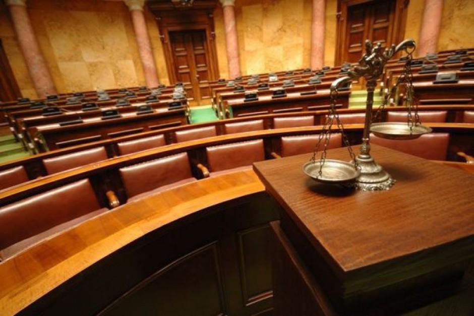 Politycy PSL: sądy wracają do regionów