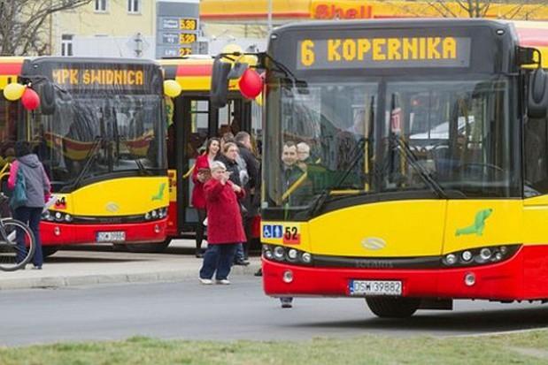 Świdnica kupiła ekologiczne autobusy
