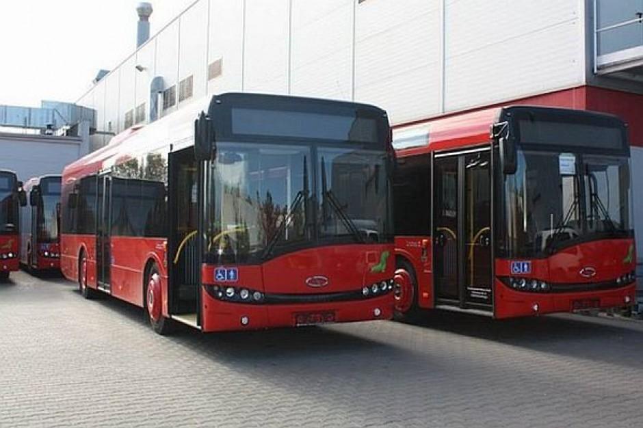 Wrocław wydzierżawi nowe autobusy
