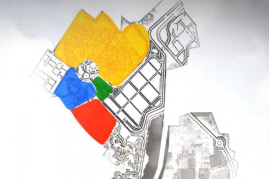 Budowa parku rozrywki pod Warszawą nabiera kształtów