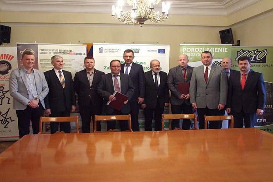 W 2015 roku zakończy się rozbudowa zakładu odpadów Jarocin