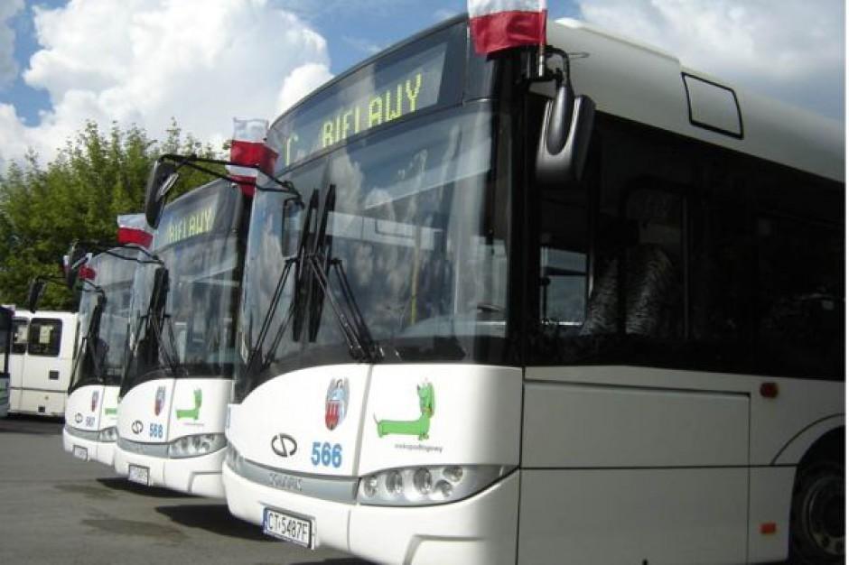 W Toruniu otwarto zintegrowany węzeł przesiadkowy