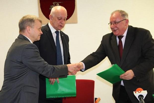 Nowe drogi w Łomży za unijne pieniądze