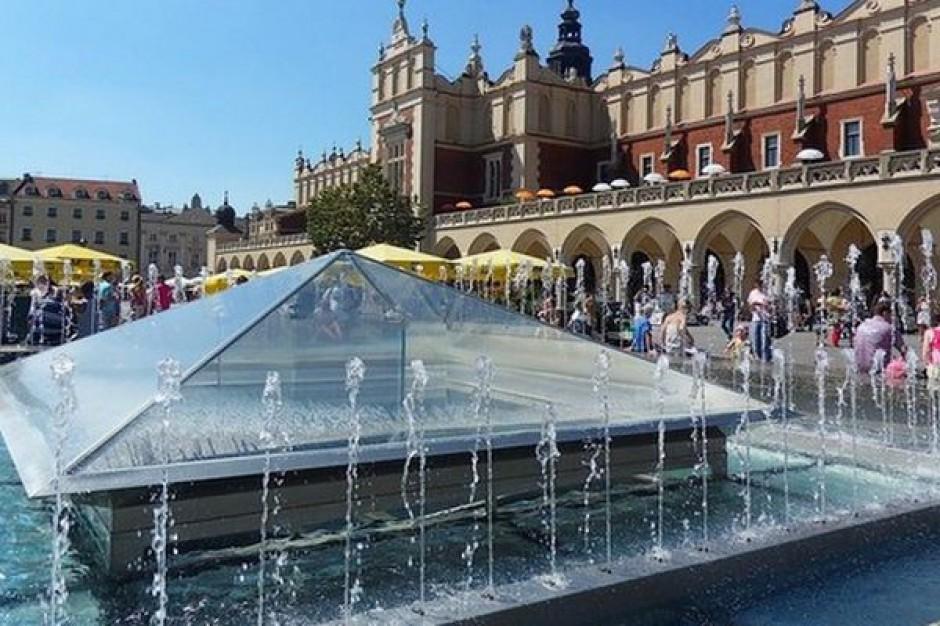 Na krakowskim rynku stanie nowa fontanna?