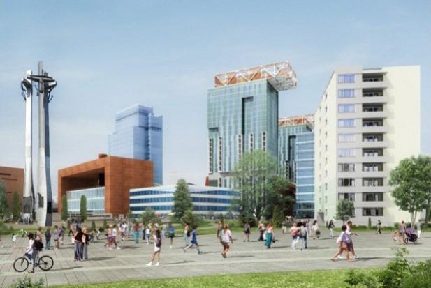 Młode Miasto obiektem zainteresowania międzynarodowych inwestorów