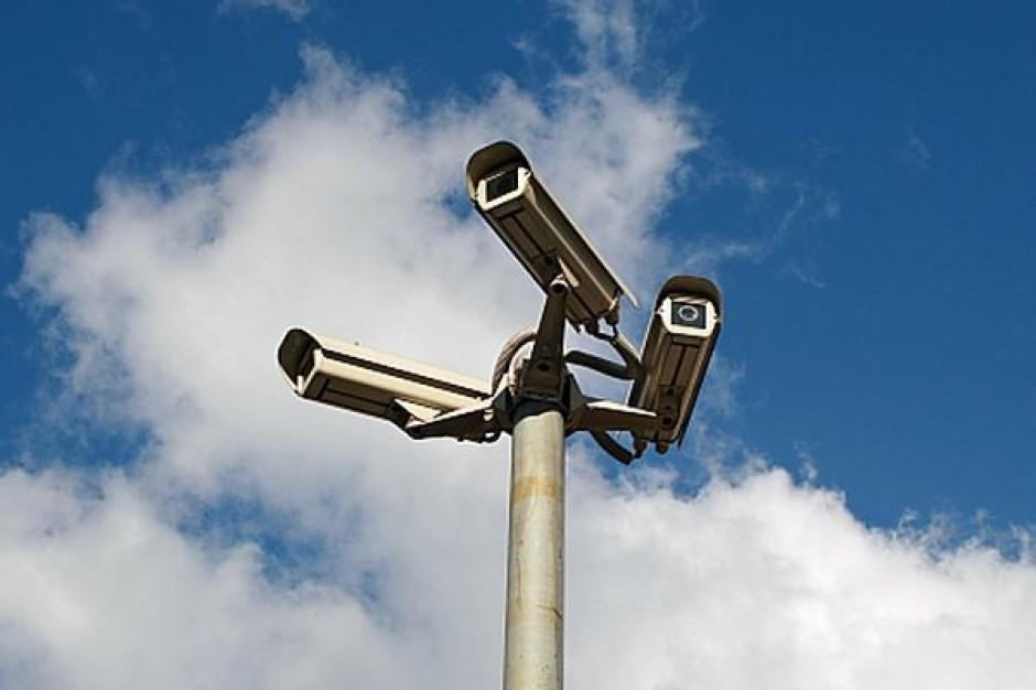 144 kamery na ulicach miasta, będzie więcej