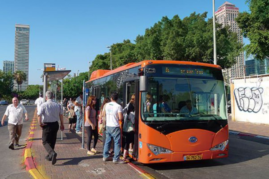 W Warszawie będą jeździły autobusy elektryczne