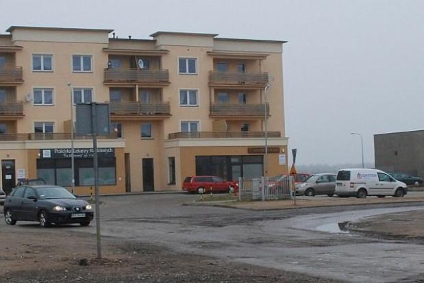 Mieszkania w zamian za rondo w Suwałkach