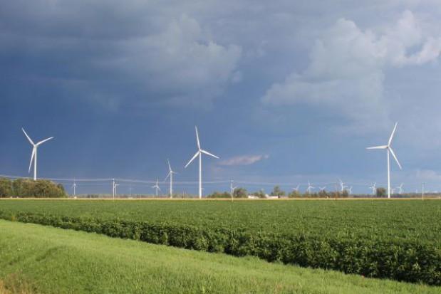 Mieszkańcy gminy Drobin protestowali przeciwko turbinom wiatrowym