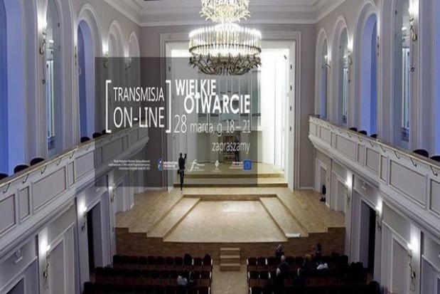 Filharmonia Śląska znów u siebie