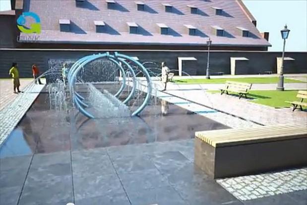 Gdańsk będzie miał nową fontannę