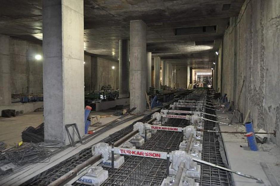 Warszawskie metro wybudują na czas?