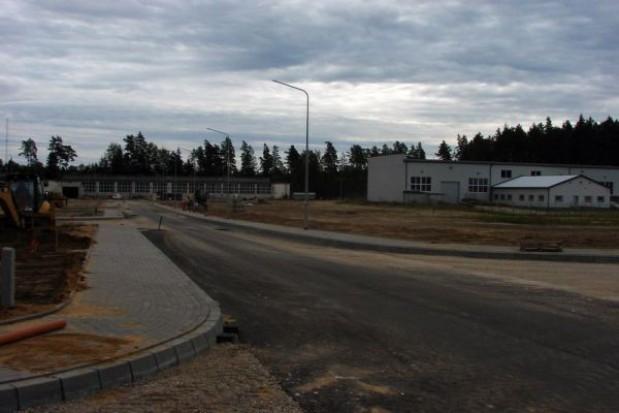 W lipcu pierwsza firma ruszy w Podlaskim Parku Przemysłowym
