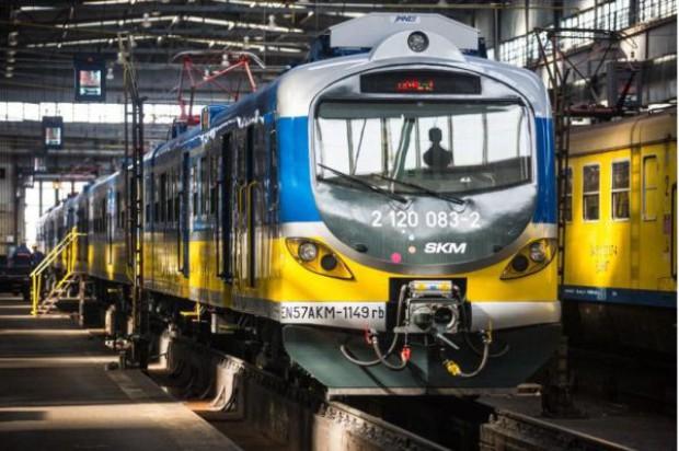 Sto milionów na trójmiejskie pociągi