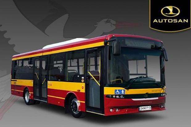 Autosan dostarczyła do Ciechanowa autobus Sancity 9LE