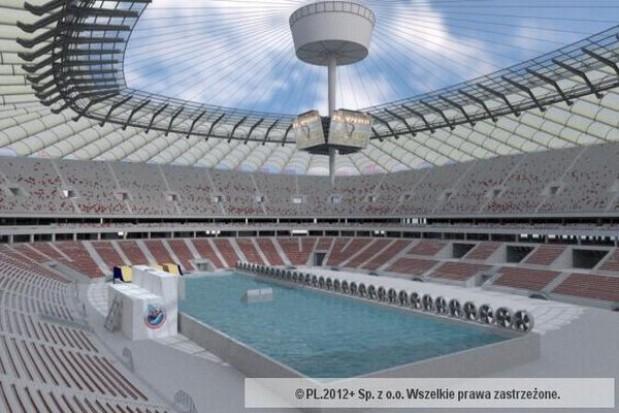 Windsurfing na Stadionie Narodowym