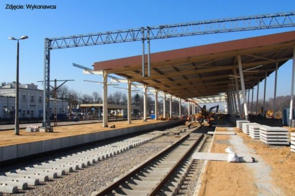 Od czerwca nowa stacja Łódź Widzew