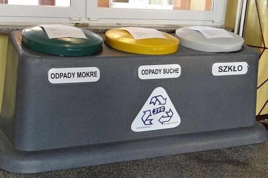 Mieszkańcy powinni obowiązkowo segregować śmieci