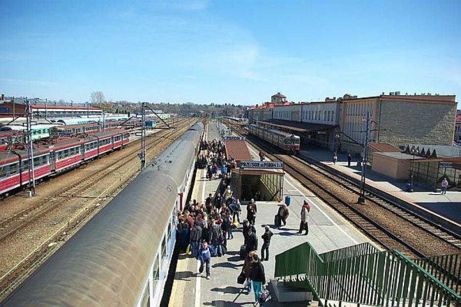 Remontują linię kolejową Rzeszów-Jasło