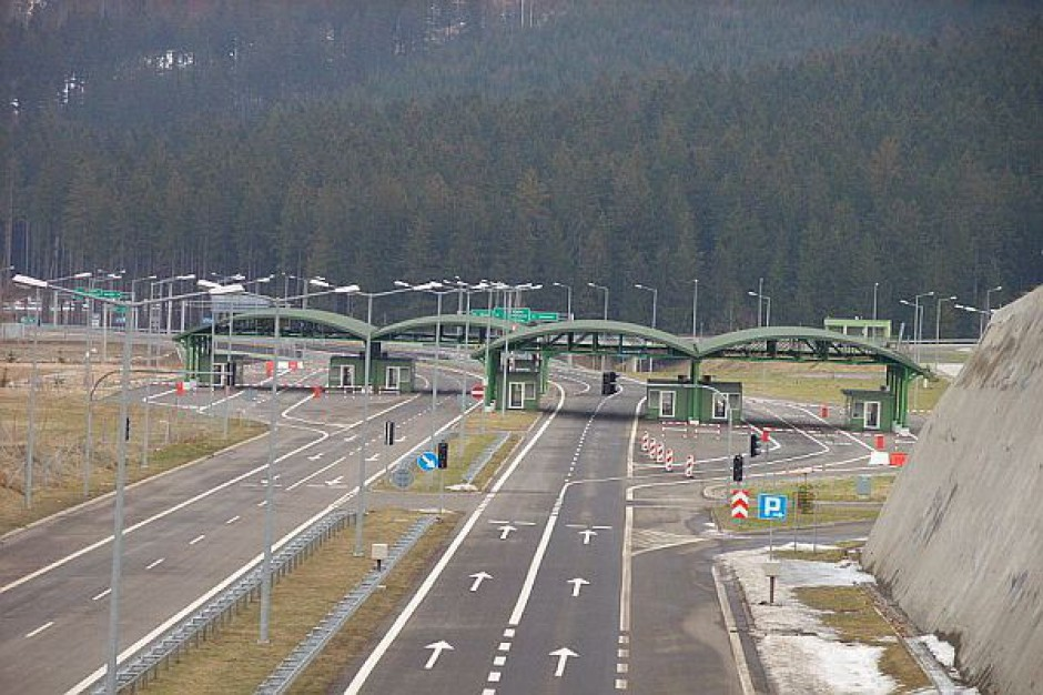 Teren po przejściu granicznym w Zwardoniu na sprzedaż