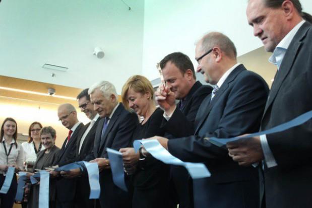 Uszok: Otwarcie IBM przyczyni się do rozwoju Katowic