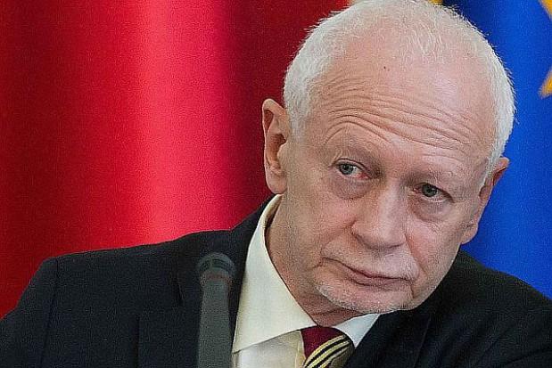 Michał Boni podpisał Kartę Praw Cyfrowych