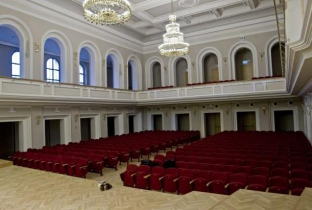 Filharmonia Śląska po remoncie czeka na gości