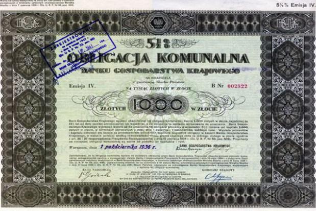 Obligacje: samorządowy sposób na zadłużenie