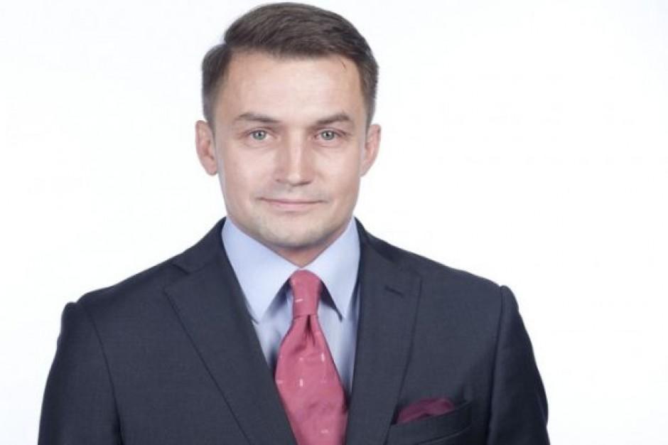 Guział kandydatem na prezydenta Warszawy