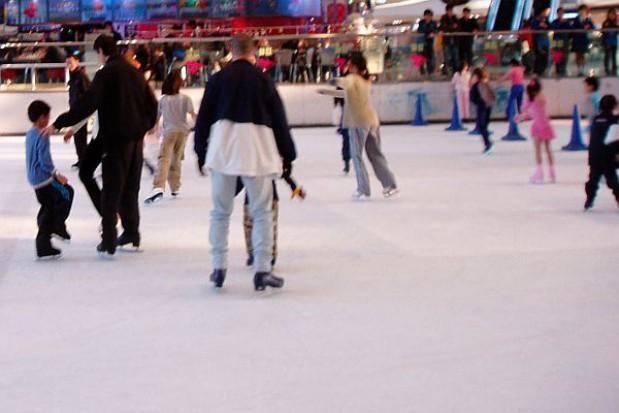 Rekordowo długi sezon lodowiska w Białymstoku zakończony