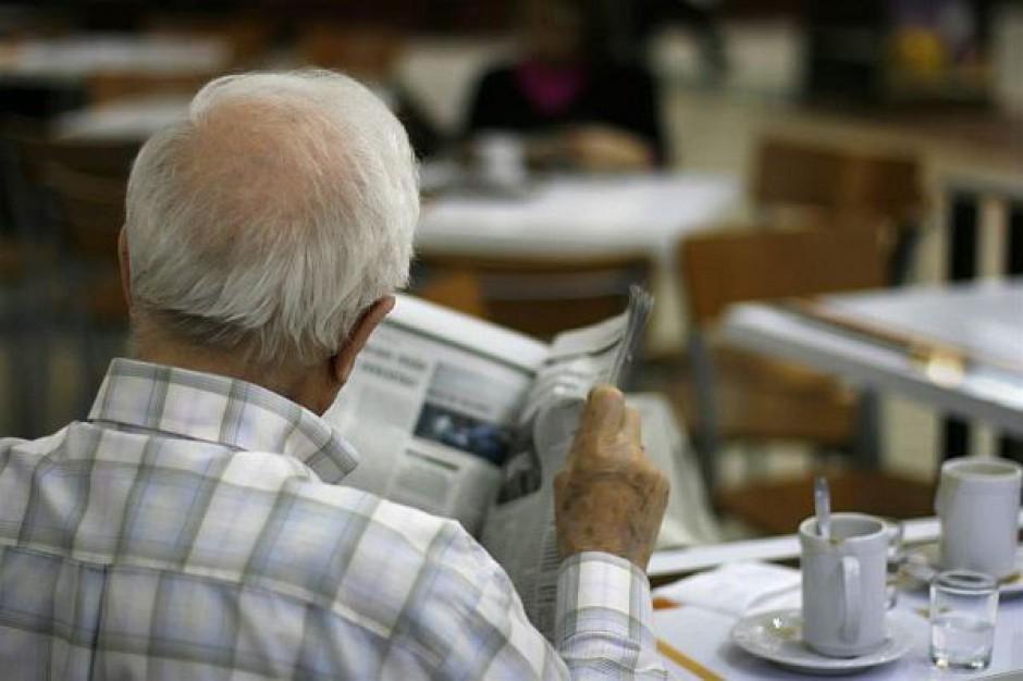 Rewolucja spokojnej starości. MPiPS chce ulżyć samorządom