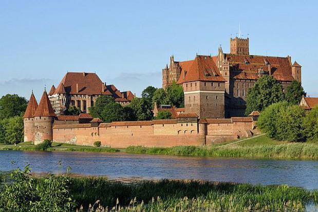Zakończyła się odbudowa zespołu Bramy Nowej na zamku w Malborku