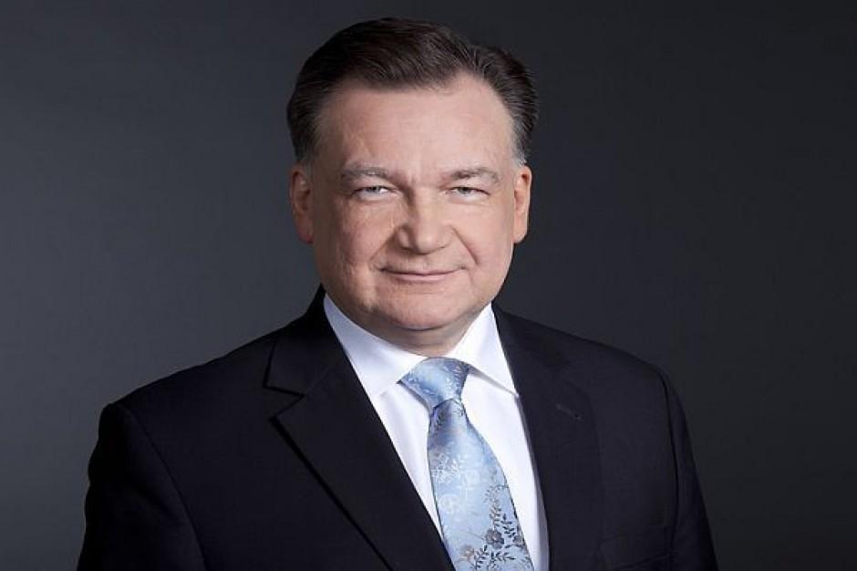 Struzik: urzędnikom ministerstwa zależy by wykończyć Mazowsze