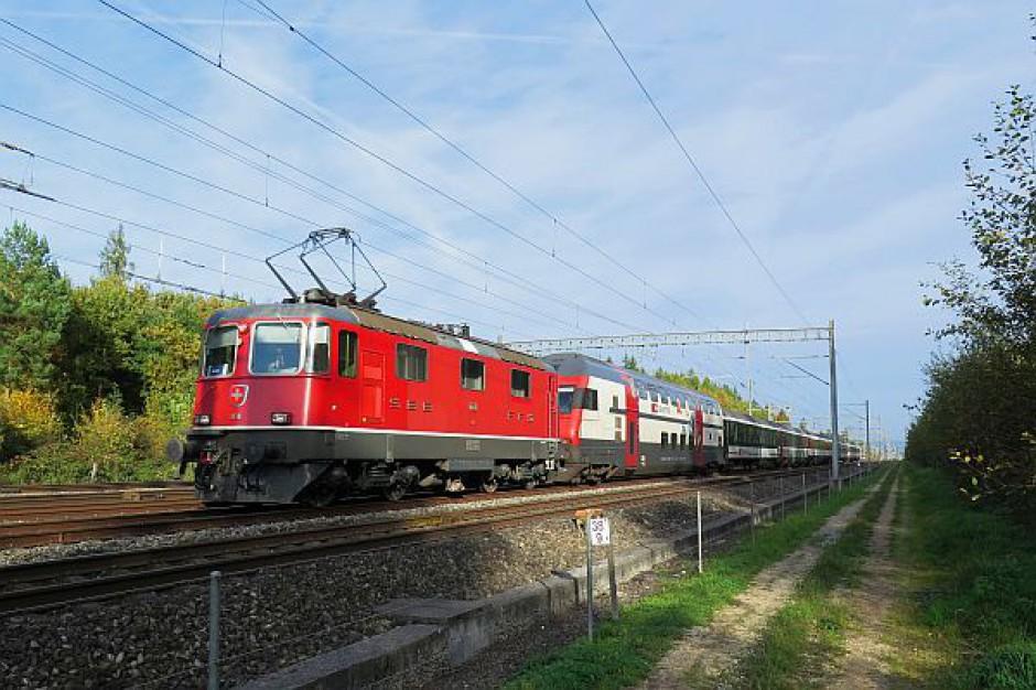 Poprawki do ustawy o transporcie kolejowym
