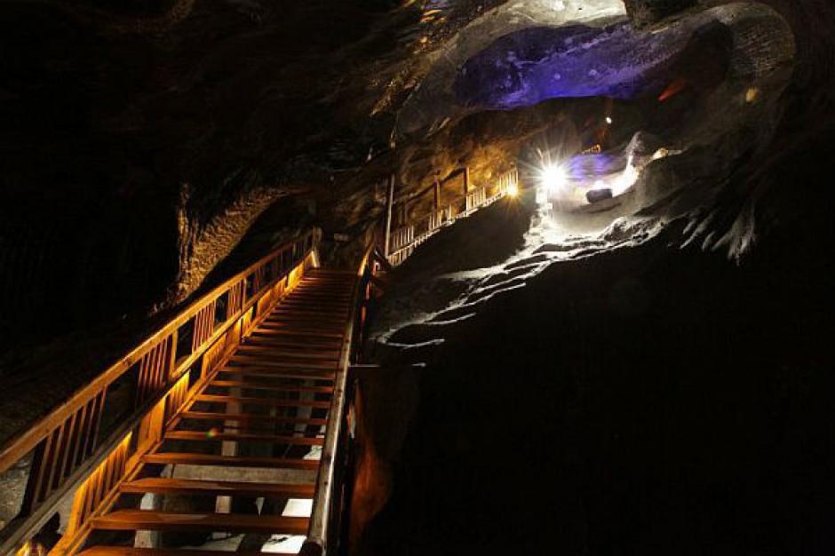 Nowe komory dla turystów w kopalni soli Wieliczka