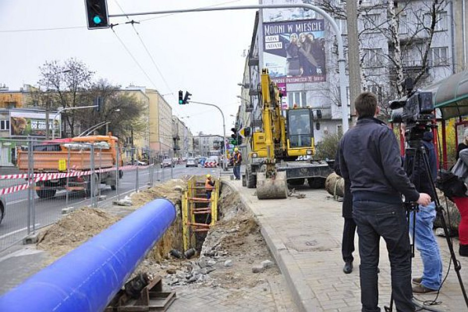 Modernizują przedwojenną magistralę wodociągową w Lublinie