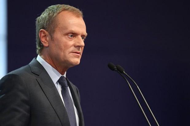 Tusk: W 2014 r. planujemy przebudowę 1680 km dróg